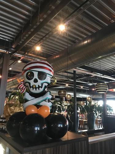 Ballondecoratie Halloween Watertuin Spijkenisse