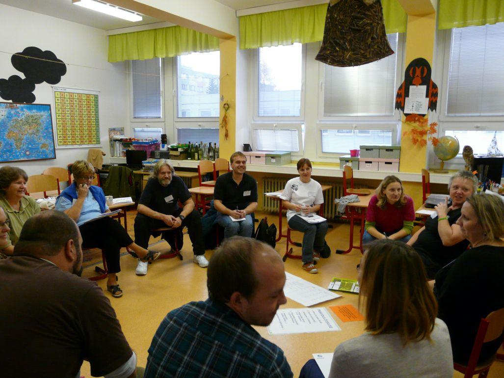 Konference o činnosti Pionýra