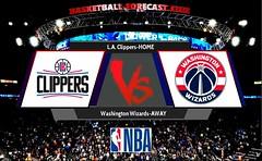 L.A. Clippers-Washington Wizards Dec 9 2017
