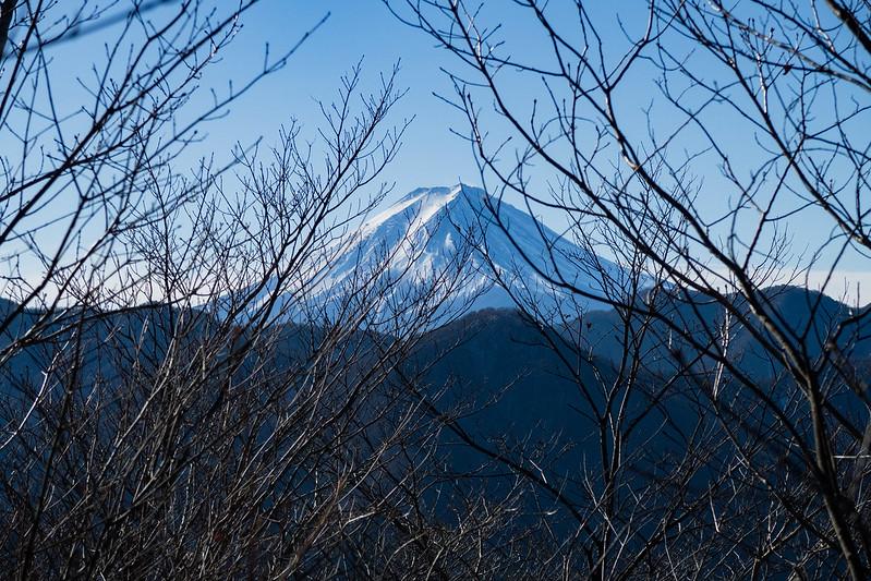 2017年12月10日 笹子雁ヶ腹摺山