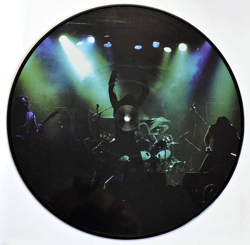 A0336 Marduk Infernal Eternal Picture Disc