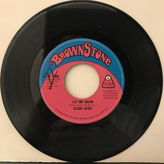 BOBBY BYRD:KEEP ON DOIN' WHAT YOU'RE DOIN'(RECORD SIDE-B)