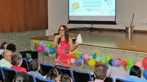 Premiación 13° concurso de cuento infantil Pedrito Botero
