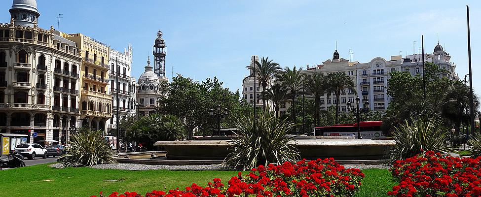 Stedentrip Valencia, bezienswaardigheden in Valencia | Mooistestedentrips.nl
