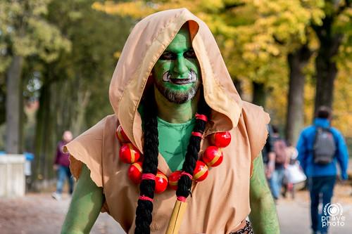 Warcraft Ogre