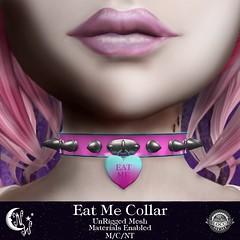 *NW* Eat me Collar