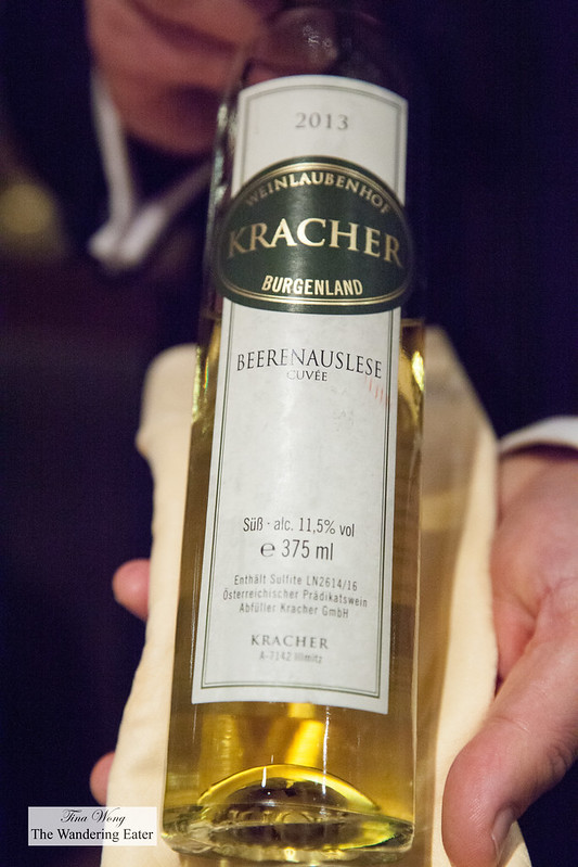 2013 Kracher Cuvee Beerenauslese