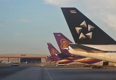 Thai and Star Alliance