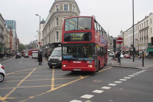 Metroline VPL594 LK04NNC