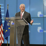 Secretary Tillerson travels to Brussels, Belgium; Vienna, Austria; and Paris, France, December 4-8.  On December 4, he arrived in Brussels, where he will meet with NATO Secretary General Jens Stoltenberg and attend the December 5-6 NATO Foreign Ministers Meeting. While in Brussels, he will also meet with senior Belgian officials, as well as EU High Representative for Foreign Affairs and Security Policy Federica Mogherini and the foreign ministers of the 28 European Union member states to discuss U.S.-EU cooperation on major global issues.  On December 7 in Vienna, he will attend the Organization for Security and Co-operation in Europe (OSCE) Ministerial Council, hosted by the OSCE Chairman-in Office, Austrian Foreign Minister Sebastian Kurz. There he will attend the opening and first plenary sessions, together with ministers from the 57 OSCE participating States. He will also meet separately with Foreign Minister Kurz to discuss combatting violent extremism, curbing nuclear proliferation, promoting democratic and economic reform in the Western Balkans, and deepening bilateral trade ties.  Finally, Secretary Tillerson will travel to Paris to meet with senior French leaders to discuss our deep cooperation on issues of mutual concern around the world, including in Syria, Iran, Lebanon, Libya, the DPRK, and the Sahel, in addition to other areas of bilateral interest.