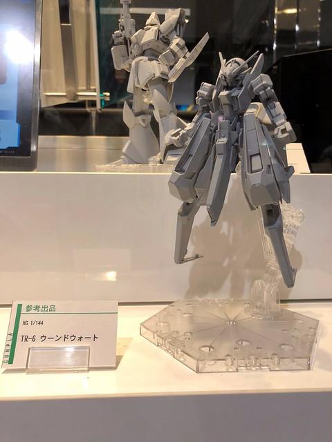 Next Phase Gunpla - HG Gundam TR-6 Woundwort