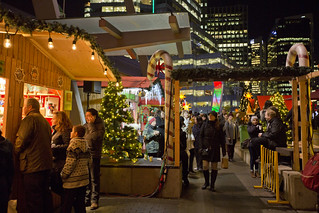 Vancouver Christmas Market 2017