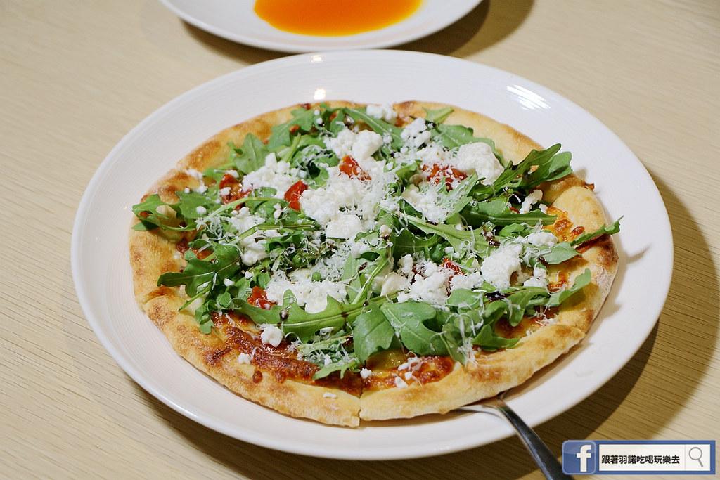 Pizzeria 義大利米蘭手工窯烤披薩餐廳076