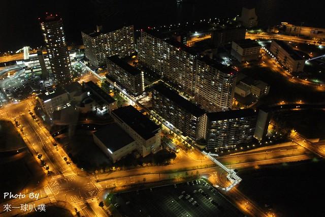 大阪府咲洲行政大樓展望台56