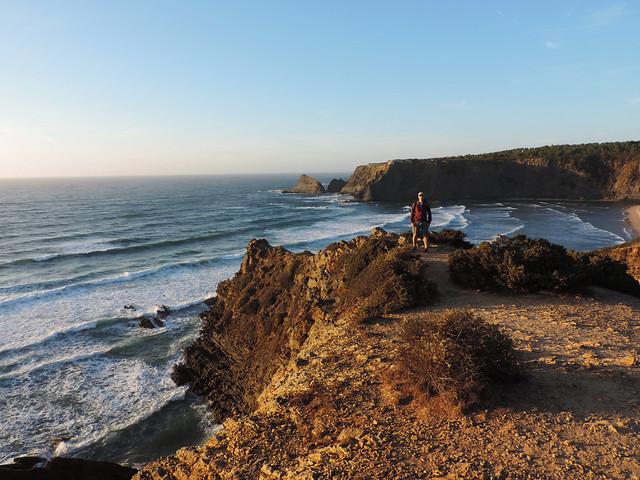 Praia de Odeceixe, Western Coastline, Portugal