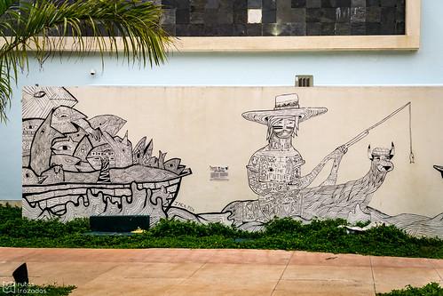 Sea Walls Mural