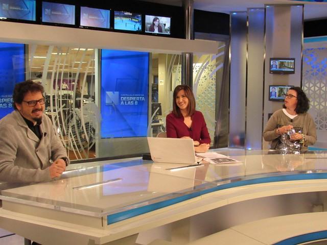 """Entrevista """"CLM Despierta"""" (Lunes 13 de noviembre de 2017)"""