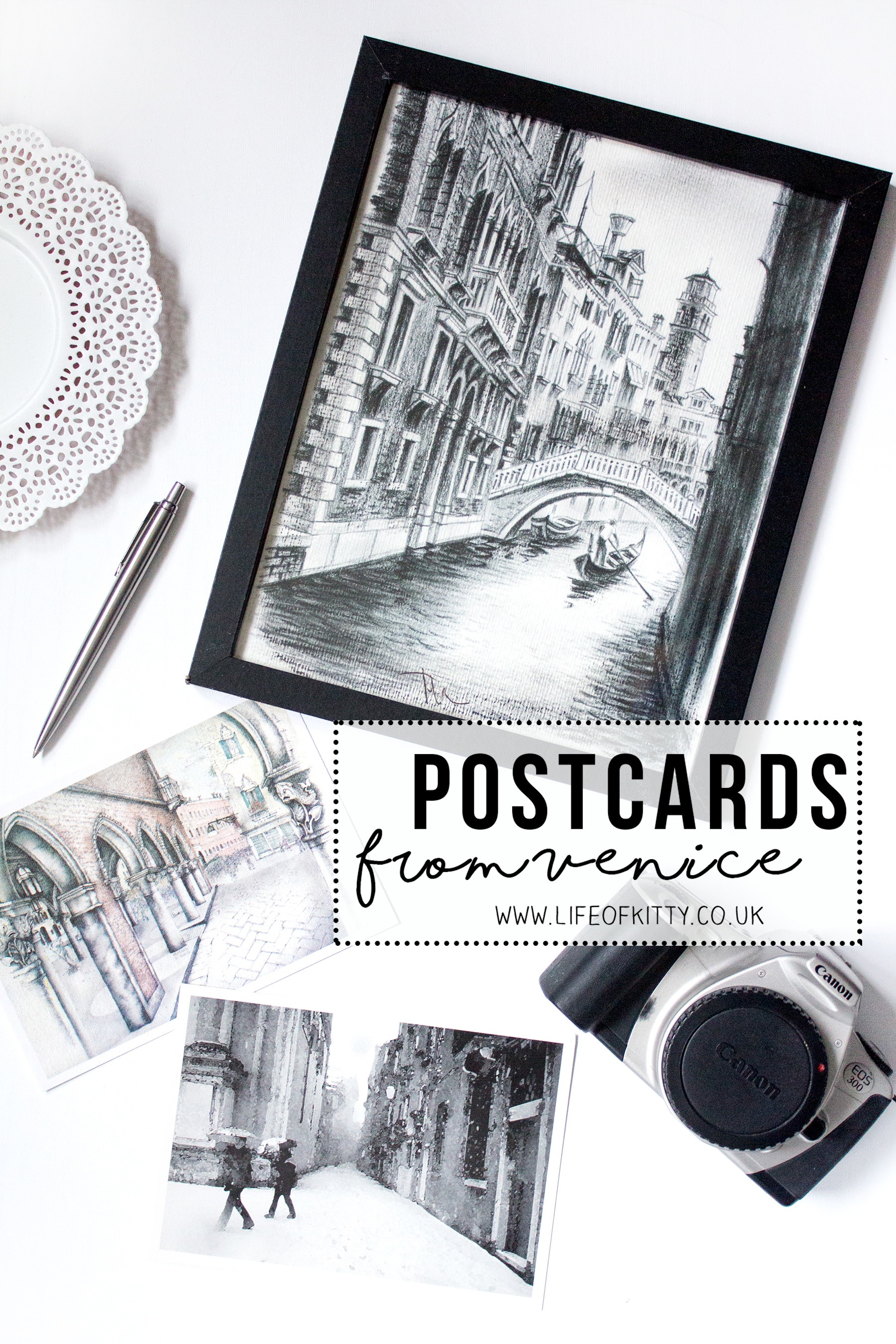 Postcards From Venice - Photos From the Floating City | awaywithkatie.com