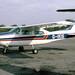 Cessna 210M Centurion G-IKIS Elstree 8-9-78