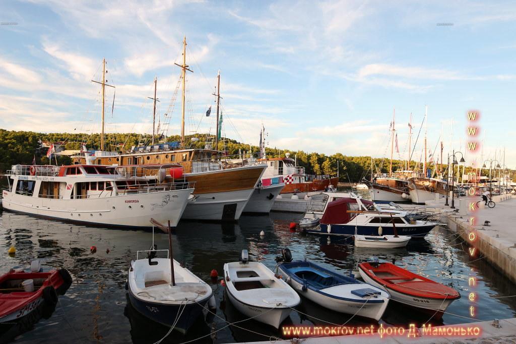 Исторический центр Хвар — остров в Адриатическом море, в южной части Хорватии фоторепортажи
