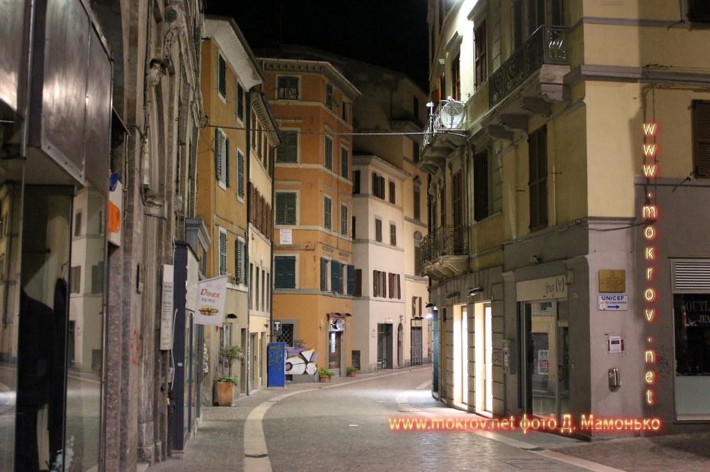 Исторический центр Анкона — город-порт в Италии фотографии