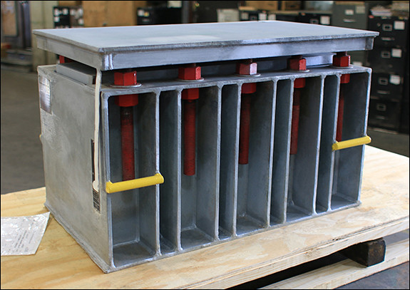 Custom Designed Big Ton Spring Supports for a Propane Dehydrogenation Application in Texas