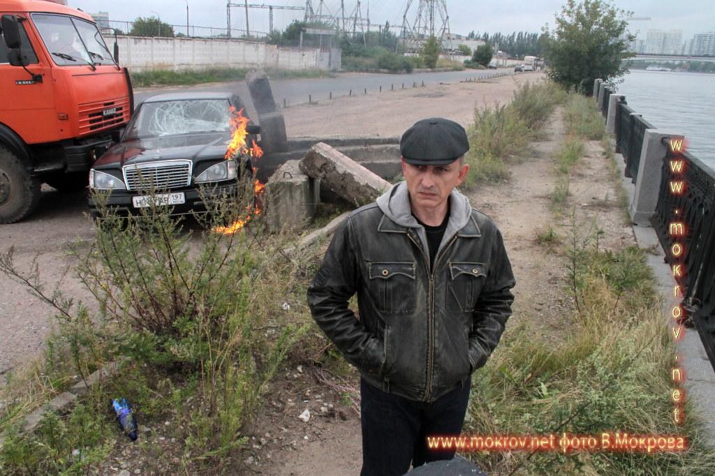Анатолий Петров - Петров в ТВ сериале «Карпов. Сезон второй».