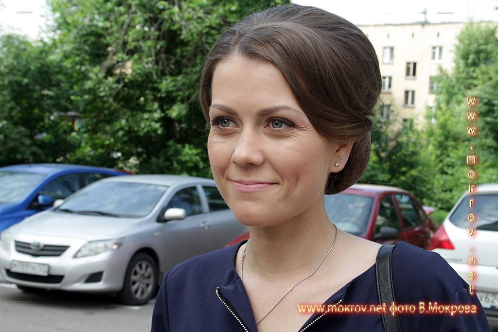 Актриса Мария Рассказова - Марина в ТВ сериале «Карпов. Сезон второй».