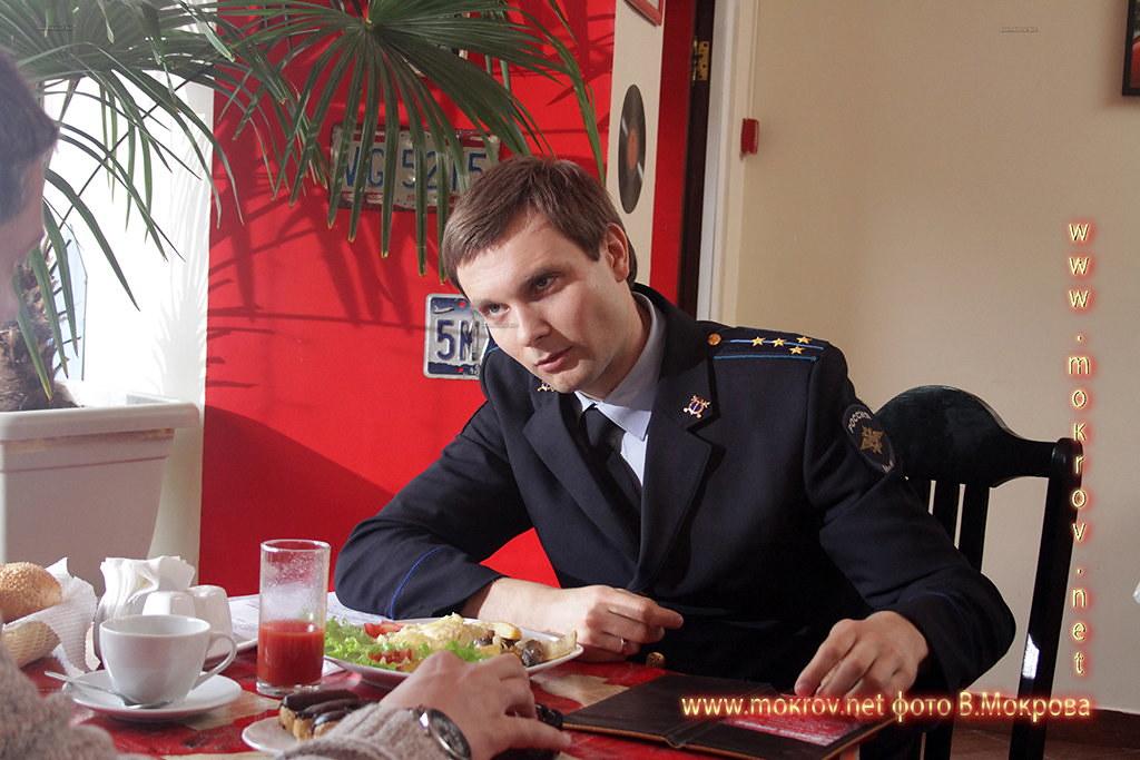 Актер Владимир Фекленко - Коля в ТВ сериале «Карпов. Сезон второй».