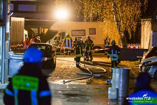 Gefahrguteinsatz Kelkheim-Münster 23.11.17