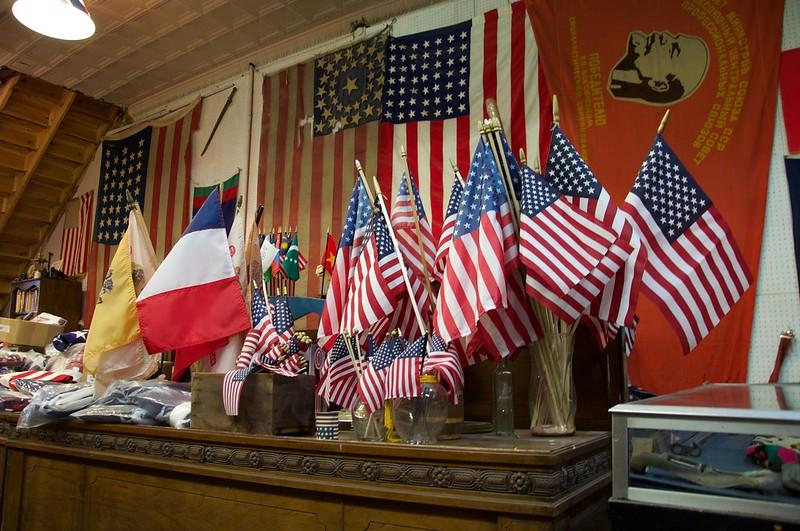 Humphrys Flags Philadelphia PA - Retro Roadmap