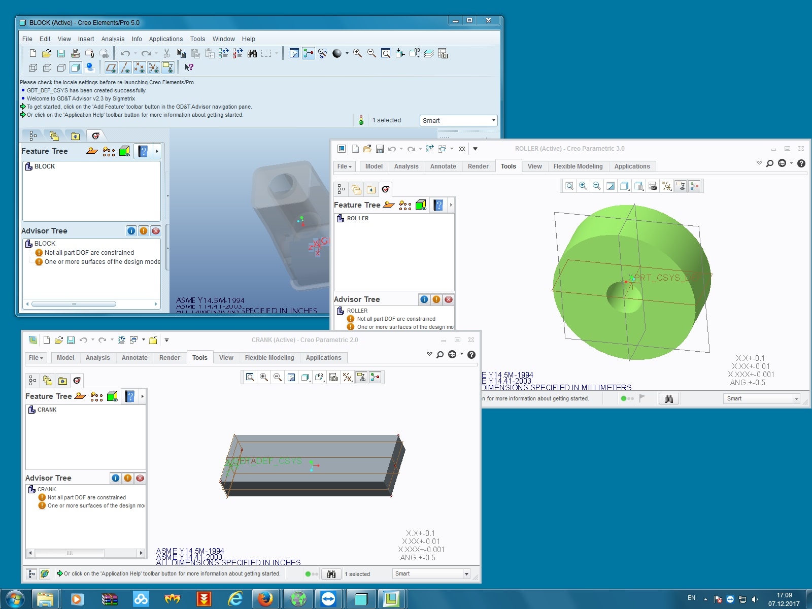 Working with Sigmetrix GD&T Advisor 2.3.1 full license