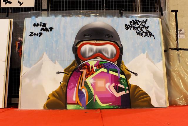 Alta Quota for Crazy Streetwear - by WIZ ART