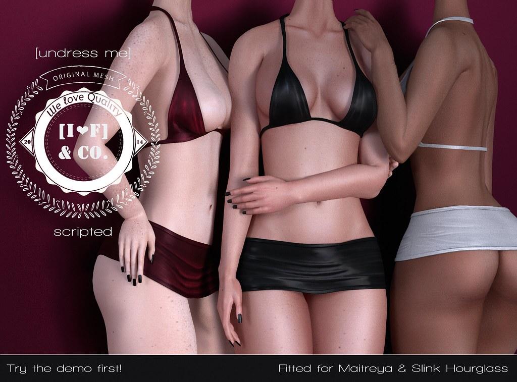 [I<3F] Outfit [04] [undress me] @Romp - TeleportHub.com Live!