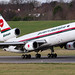 Last Revenue Flight Biman DC-10.