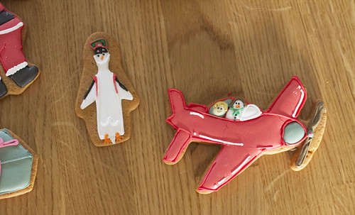 Cute Biscuiteers Biscuits