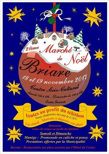 Aux Portes de l'Universel sera au Marché de Noël de Briare