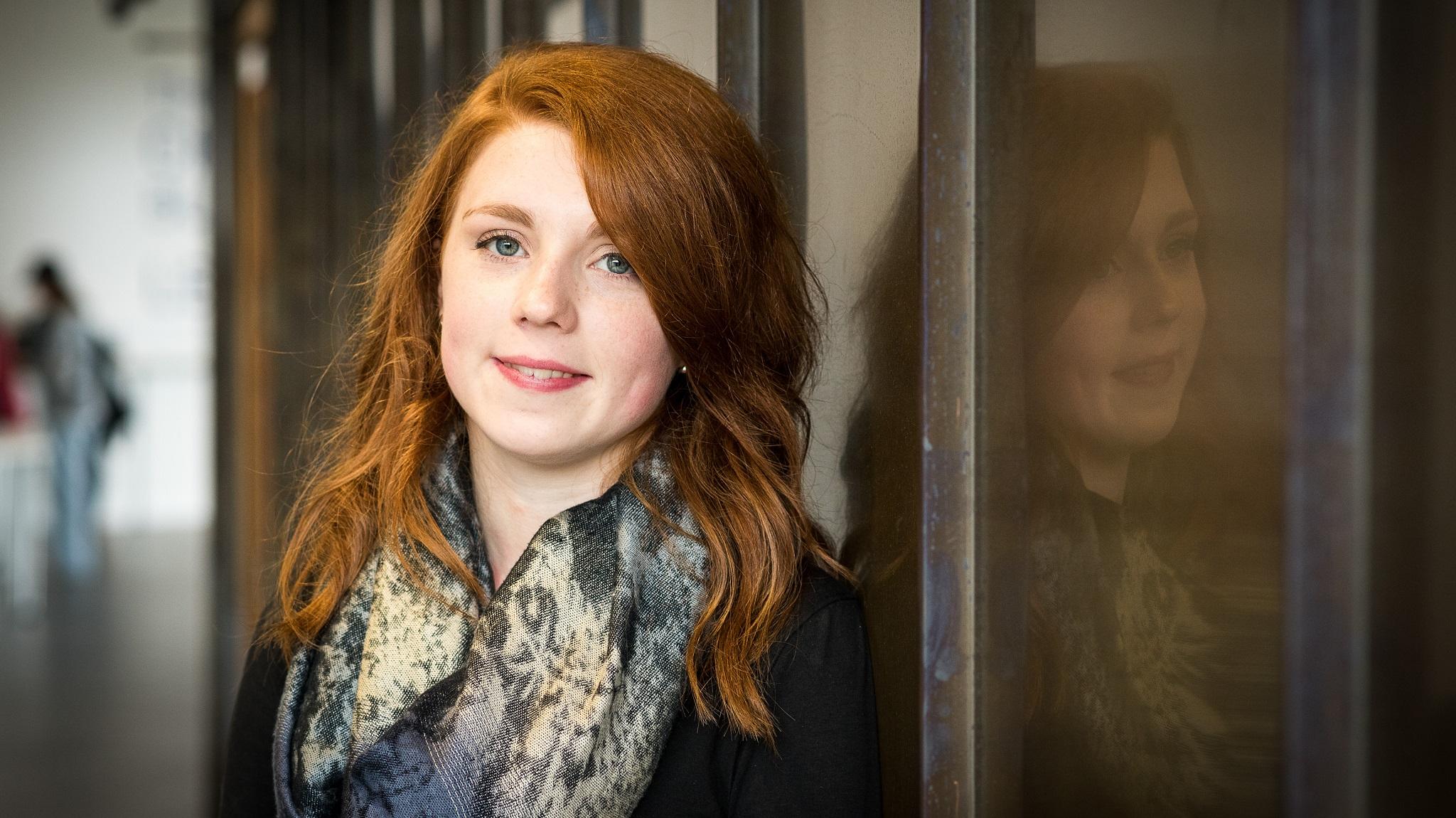 Portrait of Rebecca Lane