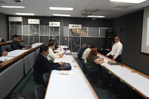 Se realiza el cuarto Coloquio Tutorial de Investigación en la FADU
