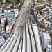 Tracks at London Bridge Station