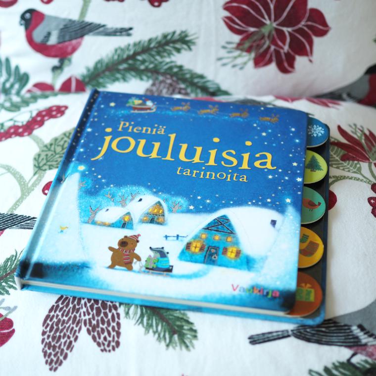 Pieniä jouluisia tarinoita lastenkirja