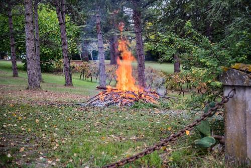 24-Un feu de Gascogne