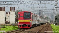 Tokyo Metro 6000 6131F