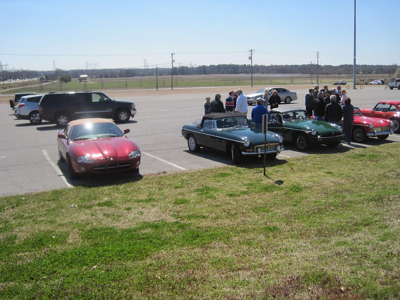 3/14 April Fool's Rallye
