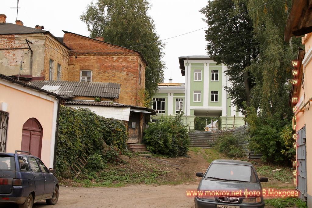Город Калуга фотокамерой