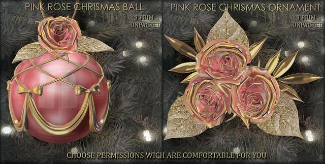 PINK ROSE (at COSMOPOLITAN)
