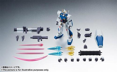 ROBOT SPIRITS Gundam NT-1 ver. A.N.I.M.E.