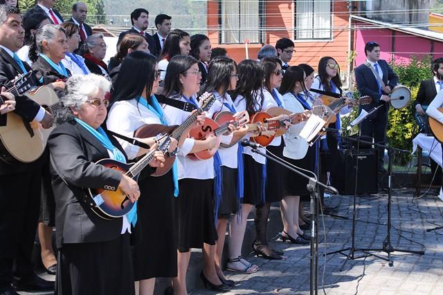 """""""Alabanzas en Todo Tiempo"""", 2° Encuentro de Coros IMPCH Chiguayante"""