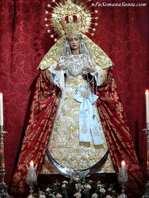 Triduo a la Virgen del Sagrario