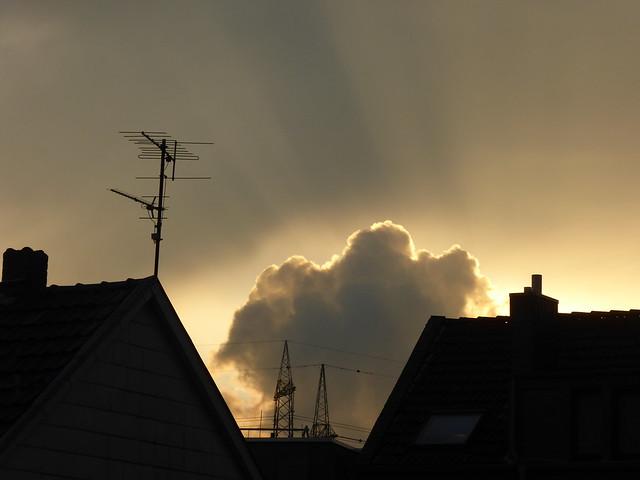 Cloud & light